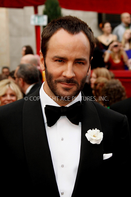 WWW.ACEPIXS.COM . . . . .  ....March 7 2010, Hollywood, CA....Tom Ford at the 82nd Annual Academy Awards held at Kodak Theatre on March 7, 2010 in Hollywood, California.....Please byline: Z10-ACE PICTURES... . . . .  ....Ace Pictures, Inc:  ..Tel: (212) 243-8787..e-mail: info@acepixs.com..web: http://www.acepixs.com