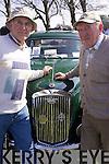 Rally: Enjoying the day at the Killarney Easter Vintage Rally on Sunday