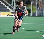 AMSTELVEEN -  Charlotte Adegeest (A'dam)    tijdens   de oefenwedstrijd tussen Amsterdam en Laren dames   COPYRIGHT KOEN SUYK