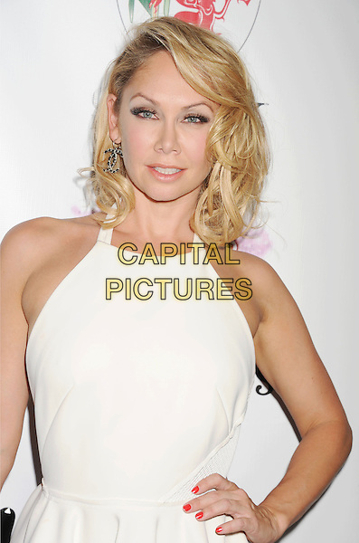 BEVERLY HILLS, CA- SEPTEMBER 13: TV personality/dancer Kym Johnson attends the Brent Shapiro Foundation for Alcohol and Drug Awareness' annual 'Summer Spectacular Under The Stars' at a private residence on September 13, 2014 in Beverly Hills, California.<br /> CAP/ROT/TM<br /> &copy;Tony Michaels/Roth Stock/Capital Pictures