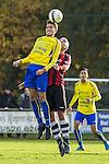 2015-10-25 / Voetbal / seizoen 2015-2016 / Schilde - Ternesse / Wannes Goossens (L. Ternesse) Thomas Dons