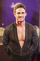Thom Evans at the Strictly Come Dancing Launch, London, 02/09/2014 Picture by: Alexandra Glen / Featureflash