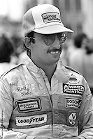 Bobby Rahal, driver of the Porsche 935 Kremer K3 entered by Dick Barbour Racing in the 1980 Watkins Glen 6 Hours race at Watkins Glen International, Watkins Glen, New York, USA.