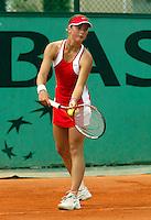 31-05-2004, Paris, tennis, Roland Garros, Schoofs