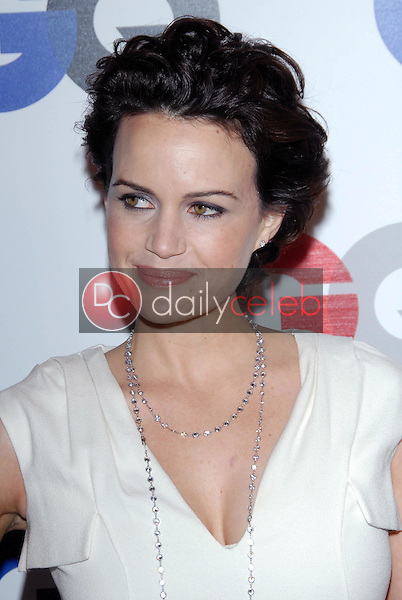 Carla Gugino<br />at the 2007 GQ 'Men Of The Year' Celebration. Chateau Marmont, Hollywood, CA. 12-05-07<br />Dave Edwards/DailyCeleb.com 818-249-4998