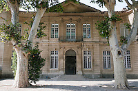 This classical 18th century mansion in the heart of Avignon has been transformed into a private museum housing a collection of contemporary American art belonging to Yvon Lambert