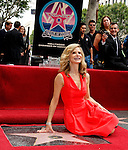 "US actress Kyra Sedgwick receives the 2,384th Star on the Hollywood Walk of Fame, Los Angeles, California, USA, on June  8, 2009. Kyra Sedgwick was born in New York in 1965 and grew up in Manhattan.  She made her professional acting debut at the age of 16 on the soap opera ""Another World."" .Photo by Nina Prommer/Milestone Photo"