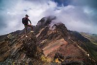 Ruminahui Volcano, Ecuador