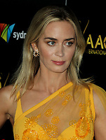 04 January 2019 - Los Angeles, California - Emily Blunt. 8th AACTA International Awards hosted by the Australian Academy held at SKYBAR at Mondrian Los Angeles.        <br /> CAP/ADM<br /> ©ADM/Capital Pictures