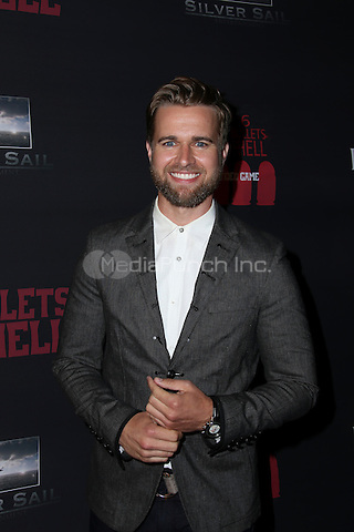LOS ANGELES, CA - MAY 10: Randy Wayne arrives at the '6 Bullets To Hell' Mobile Game Launch Party on May 10, 2016 in Los Angeles, California. Credit: Parisa/MediaPunch.