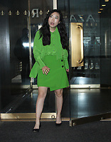 Awkwafina at Today Show