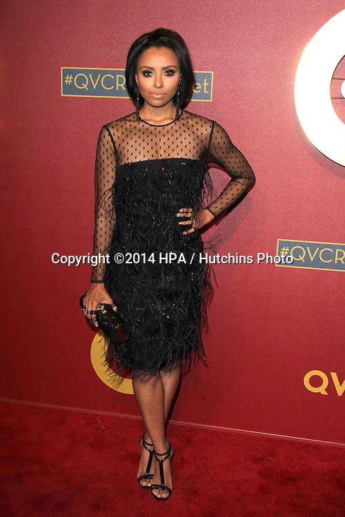 LOS ANGELES - MAR 1:  Kat Graham at the QVC 5th Annual Red Carpet Style Event at the Four Seasons Hotel on March 1, 2014 in Beverly Hills, CA