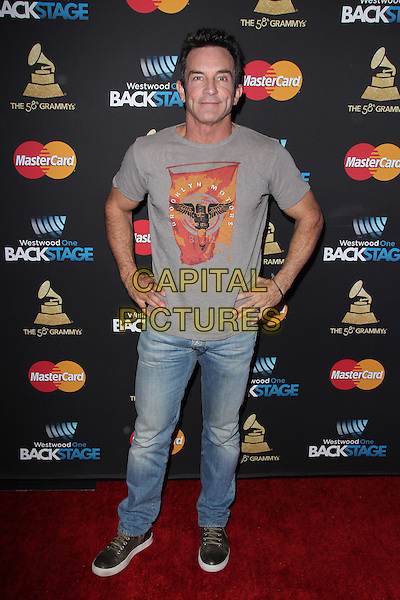 LOS ANGELES, CA - FEBRUARY 12: Jeff Probst at the 2016 Grammys Radio Row Day 1 presented by Westwood One, Staples Center, Los Angeles, California on February 12, 2016.   <br /> CAP/MPI/DE<br /> &copy;DE//MPI/Capital Pictures