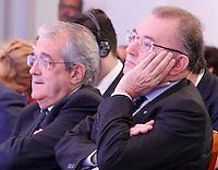 CAPRI  27/10/2012 -.XXVII CONVEGNO GIOVANI INDUSTRIALI .NELLA FOTO SACCOMANNI SQUIZZI.FOTO CIRO DE LUCA