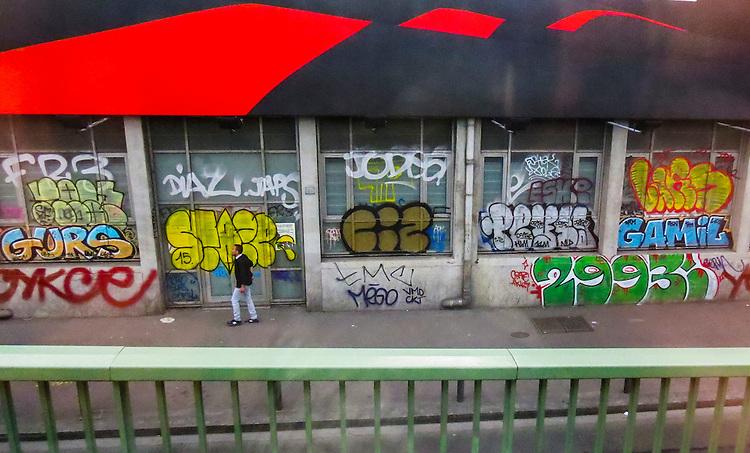 VMI Vincentian Heritage Tour: Paris street scenes (DePaul University/Jamie Moncrief)