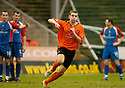 18/02/2006         Copyright Pic: James Stewart.File Name : sct_jspa03_dundee_utd_v_inverness.CHARLIE MULGREW CELEBRATES SCORING THE SECOND FOR DUNDEE UNITED.Payments to :.James Stewart Photo Agency 19 Carronlea Drive, Falkirk. FK2 8DN      Vat Reg No. 607 6932 25.Office     : +44 (0)1324 570906     .Mobile   : +44 (0)7721 416997.Fax         : +44 (0)1324 570906.E-mail  :  jim@jspa.co.uk.If you require further information then contact Jim Stewart on any of the numbers above.........