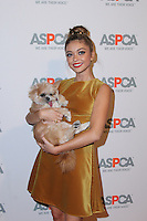 BEL AIR, CA - OCTOBER 20: Sarah Hyland, Marnie  attends ASPCA's Los Angeles Benefit on October 20, 2016 in Bel Air, California.  (Credit: Parisa Afsahi/MediaPunch).