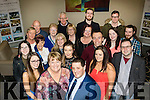Silver Couple<br /> ------------------<br /> Danny&amp;Kay Roche from Kilmoyley pictured here in the Ballyroe heights hotel, Tralee with close family before the main crowd arrived to celebrate their 25th wedding anniversary last Saturday night.
