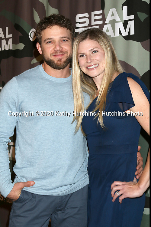"LOS ANGELES - FEB 25:  Max Thieriot and Lexi Thieriot at the ""Seal Team"" Screening at the ArcLight Hollywood on February 25, 2020 in Los Angeles, CA"