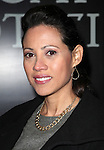 Elizabeth Rodriguez attending the Broadway Opening Night Performance of 'Cat On A Hot Tin Roof' at the Richard Rodgers Theatre in New York City on 1/17/2013