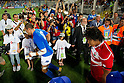 Kensuke Hatakeyama (JPN), AUGUST 13, 2011, Rugby : International test match between Italy 31-24 Japan at Dino Manuzzi Stadium, Cesena, Italy, (Photo by Enrico Calderoni/AFLO SPORT) [0391]