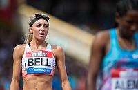 (800m Women) Alexandra BELL of GBR during the Muller Grand Prix Birmingham Athletics at Alexandra Stadium, Birmingham, England on 20 August 2017. Photo by Andy Rowland.