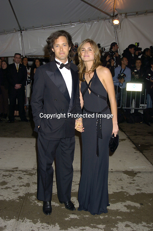 David Lauren and Lauren Bush ..at The Metropolitan Museum of Art's Costume Institute Gala ..celebrating Chanel on May 2, 2005 in New York City.    Photo by Robin Platzer, Twin Images
