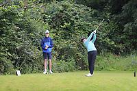Jake Foley (Elm Park) during the final round at Carnalea Golf Club, Bangor, Antrim, Northern Ireland. 07/08/2019.<br /> Picture Fran Caffrey / Golffile.ie<br /> <br /> All photo usage must carry mandatory copyright credit (© Golffile | Fran Caffrey)