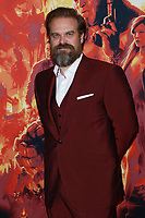 NEW YORK, NY - APRIL 9: David Harbour  at NY Special Screening of HELLBOY at AMC Lincoln Square  on April 9, 2019 in New York City. <br /> CAP/MPI99<br /> ©MPI99/Capital Pictures