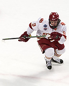 Tyson McLellan (DU - 9) - The University of Denver Pioneers defeated the University of Minnesota Duluth Bulldogs 3-2 to win the national championship on Saturday, April 8, 2017, at the United Center in Chicago, Illinois.