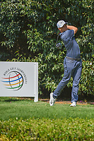 Alex Noren (SWE) watches his tee shot on 2 during round 3 of the World Golf Championships, Mexico, Club De Golf Chapultepec, Mexico City, Mexico. 3/3/2018.<br /> Picture: Golffile | Ken Murray<br /> <br /> <br /> All photo usage must carry mandatory copyright credit (&copy; Golffile | Ken Murray)