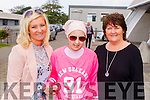 Justyna Klimas, Julia Klimas with  Ann O'Connor (all from Tralee) enjoying the Monster Bingo at Mercy Mounthawk Secondary School, Tralee on Sunday last.