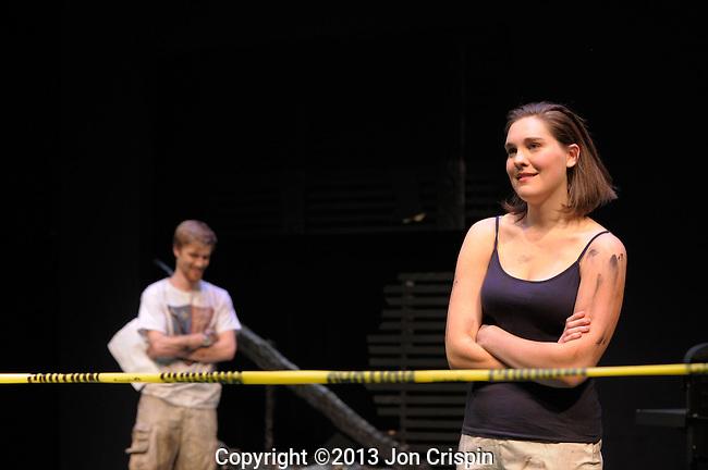 "UMASS Theatre production of ""Detroit"""