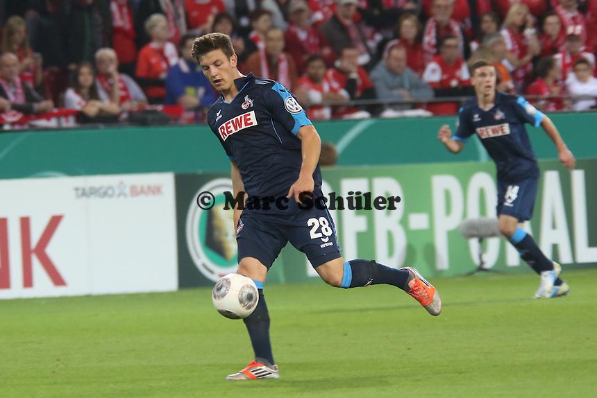 Kevin Wimmer (Köln) - 1. FSV Mainz 05 vs. 1. FC Köln, Coface Arena, 2. Runde DFB-Pokal
