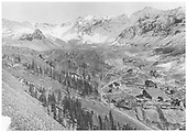 Elevated view of the Tomboy Mining Complex.<br /> RGS  Pandora, CO  Taken by Byers, Joseph E. - 1906