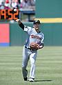 Masahiro Tanaka (RailRiders), MAY 27, 2015 - 3A : New York Yankees pitcher Masahiro Tanaka warms up before a minor league baseball game against the Pawtucket Red Sox at McCoy Stadium in Pawtucket, Rhode Island, United States. (Photo by AFLO)