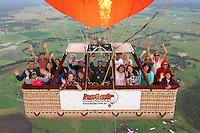 20151115 November 15 Hot Air Balloon Gold Coast