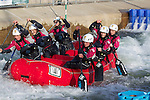 GB Womens Rafting Team.13.01.13.©Steve Pope