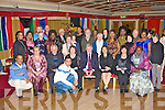 The large crowd who gathered in the Killarney Avenue Hotel for the KASI 10th anniversary celebrations on Friday night