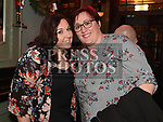 Collette Campbell and Caroline Lynch enjoying the New year weekend in The Grey Goose. Photo:Colin Bell/pressphotos.ie