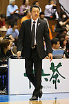 Tomohide Utsumi Head Coch (Sunflowers), MARCH 19, 2013 - Basketball : The 14th Women's Japan Basketball League Playoffs Final Game #4 between Toyota Antelopes 61-72 JX Sunflowers at 2nd Yoyogi Gymnasium, Tokyo, Japan. (Photo by AFLO SPORT) [1156]