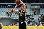 Mannheim 17.01.2009, NBBL Team S&uuml;d Simon Schmitz  beim Wurf im Spiel NBBL S&uuml;d - NBBL Nord beim BBL Allstar Day in der SAP Arena<br /> <br /> Foto &copy; Rhein-Neckar-Picture *** Foto ist honorarpflichtig! *** Auf Anfrage in h&ouml;herer Qualit&auml;t/Aufl&ouml;sung. Belegexemplar erbeten.