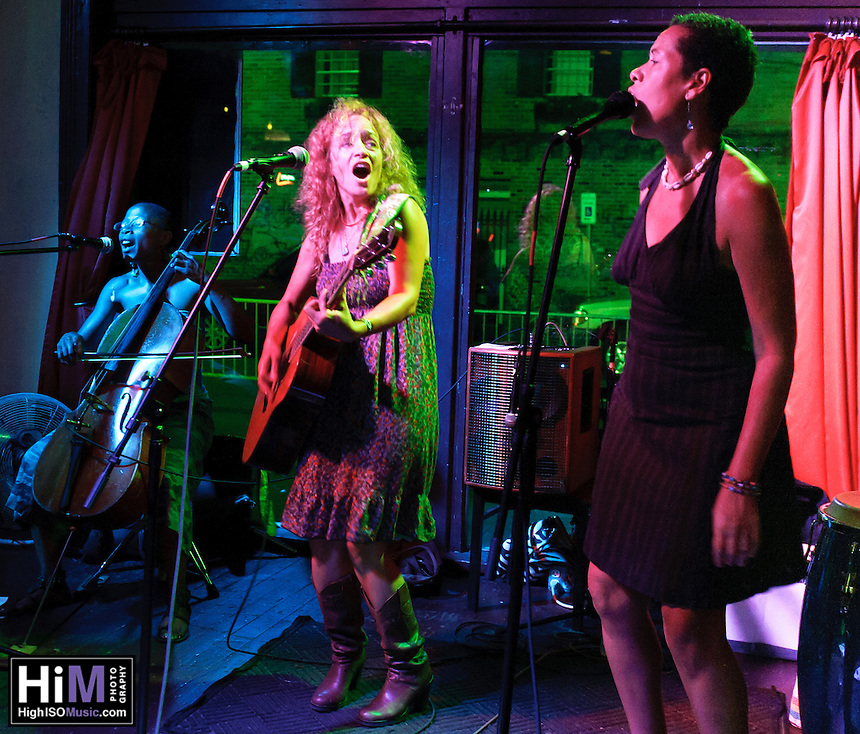 The Honeypots, Live at Maison in New Orleans, LA!
