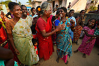 "Womens' Self Help group ""Morning Star"", Pulicat Lake, Tamil Nadu, India"