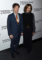 08 January 2020 - New York, New York - Tim Blake Nelson and Lisa Benavides at the National Board of Review Annual Awards Gala, held at Cipriani 42nd Street. Photo Credit: LJ Fotos/AdMedia