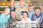 1344-1354..Heritage: Members of the Tarbert Heritage Group in the Bridewell on Friday morning. Pictured are Gabriel McNamara, Michael Bunce, Brendan OConnell, Mary Lavery-Carrig, Donal OConnor, Leslie Pledge and Eileen Wall..