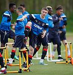 11.05.2018 Rangers training: Jordan Rossiter