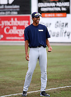 Hector Rondon / Kinston Indians..Photo by:  Bill Mitchell/Four Seam Images