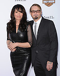 Katey Sagal and Kurt Sutter at FX screening of Sons of Anarchy Season 6 held at Dolby Theatre in Hollywood, California on September 07,2013                                                                   Copyright 2013 Hollywood Press Agency