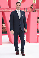 "John Hamm<br /> at the ""Baby Driver"" premiere, Cineworld Empire Leicester Square, London. <br /> <br /> <br /> ©Ash Knotek  D3285  21/06/2017"